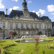 Hotel in ville of Tours — Stock Photo #3181858