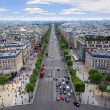 Paris Streets - Stock Photo