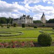 Stock Photo: Chenonceaux Castle