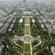 Stock Photo: Champ de Mars
