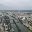 Paris from Eiffel Tower — Stock Photo #3182301