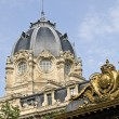 Stock Photo: Palais de Justice and Conciergerie