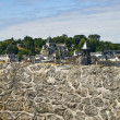 Amboise from the Wall — Stockfoto