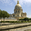 Des Invalides — Stock Photo