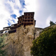 Casas Colgadas, Cuenca — Stock Photo