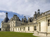Chateau de Chambord — Стоковое фото