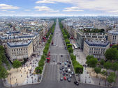 Paris Streets — Stock Photo