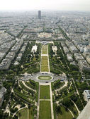 Champ de Mars — Stock Photo