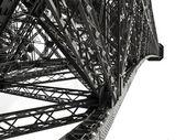 Eiffel Tower detail — Stock Photo