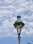 Old Parisien Streetlamp — Stock Photo