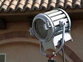Projector de cinema vintage — Foto Stock
