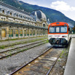 Canfranc Railway Station — Stock Photo