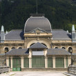 Stock Photo: Canfranc Railway Station