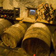Old Vintage Cellar - Stock Photo