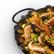 Spanish Paella — Stock Photo #3194835