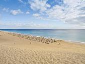 Morro jable strand — Stockfoto