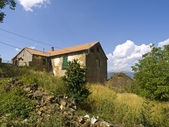Ancient Rural House — Stock Photo