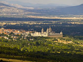 El Escorial Monastery — Stock Photo