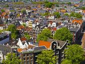 Sunny Amsterdam — Stock Photo