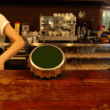 Stock Photo: Bar Counter