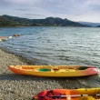 Kayaking in Sant Antoni — Stock Photo