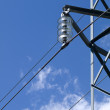 Power Pylon Detail — Stock Photo