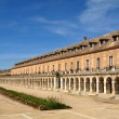 Stock Photo: royal palace of aranjuez