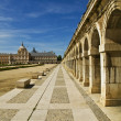 royal palace of aranjuez — Stock Photo #3253383