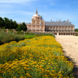 royal palace of aranjuez — Stock Photo #3253396