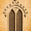 Stock Photo: Gothic Window
