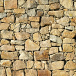 Wall of stones — Stock Photo #3253939