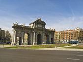 Alcala Gate — Foto Stock