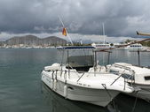 Harbor in Mallorca — Stock Photo