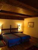 Rural Bedroom — Stock Photo