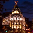 Metropolis Building in GrVia, Madrid — Stock Photo #3281657