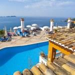 Luxury Villa in Mallorca, Spain — Stock Photo