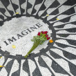 Strawberry Fields Memorial — Stock Photo