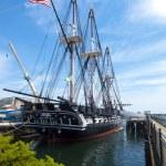 USS Constitution Battleship — Stock Photo #3853282