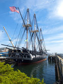 USS Constitution Battleship — Stock Photo