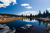 Yellowstone National Park: Beartooth Pass — Stock Photo