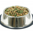 Stock Photo: Dry pet food