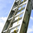 Construction ladder - Stock Photo