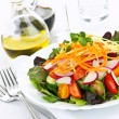 Garden salad — Stock Photo #4465462