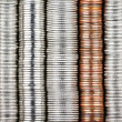 Stock Photo: Coin background