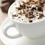 Hot chocolate — Stock Photo #4466414