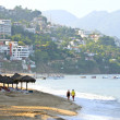 Puerto Vallarta beach, Mexico — Stock Photo #4466789