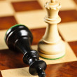 Checkmate in chess — Stock Photo #4468114