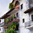 Old building in Puerto Vallarta, Mexico — Stock Photo #4468341