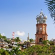 Stock Photo: Church in Puerto Vallarta, Jalisco, Mexico