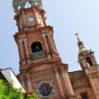 Church in Puerto Vallarta, Jalisco, Mexico - Stok fotoğraf